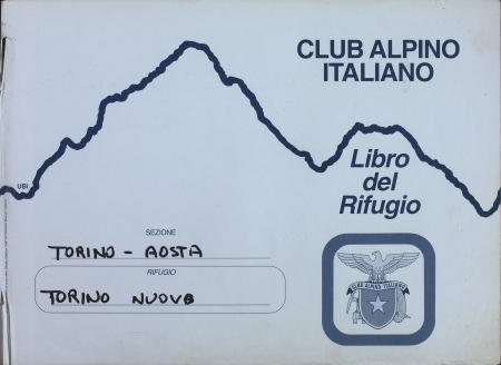 Libro del Rifugio Torino nuovo : 23 maggio 1998-25 settembre 1999