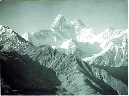 Thui II. Veduta da nord ovest, da Shost