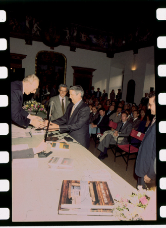 Flavio Faganello vincitore XXII premio Itas