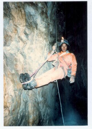 Grotta Cesare Battisti Monte Paganella - Trento