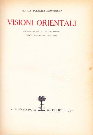 Visioni orientali