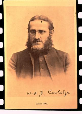 [Riproduzioni di ritratti di William Auguste] Coolidge