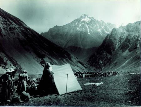 Accampamento Suirkhu Borzon da Kolota