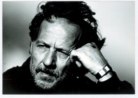 [Ritratti di Vittorio Mezzogiorno, Mathilda May, Donald Sutherland e Werner Herzog]