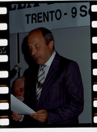 [Ritratti di] Franco Pedrotti