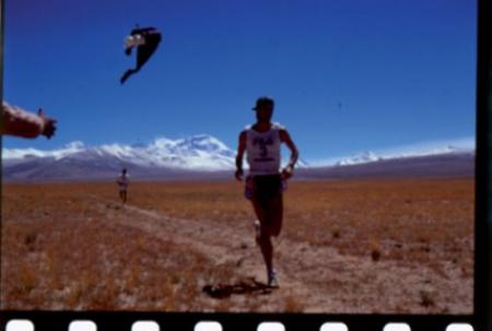 Robb Reece (Usa) in Tibet