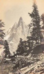 Savoie 15 – Aiguille du Dru et Aiguille Verte