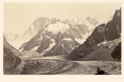 Savoie 16 – Grandes Jorasses, Mont Tacul