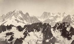 Savoie 33 – Grandes Jorasses all'Aiguille Verte