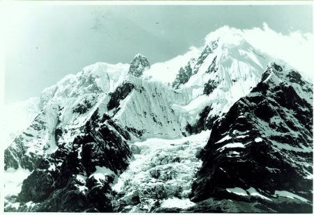 Nevado Sarapo e Sciula Grande