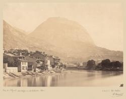 Grenoble (Isère) [Le quartier Saint-Laurent]
