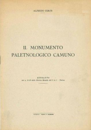 Il monumento paletnologico camuno