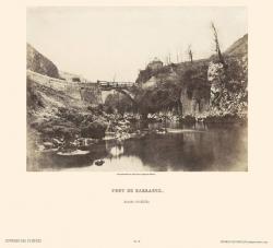 Pont de Sarrance. Basses Pyrénées
