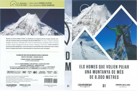 Els homes que volien pujar una muntanya de mes de 8000 metres