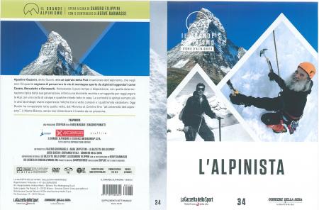L'alpinista [regia: Fabio Mancari, Giacomo Piumatti]