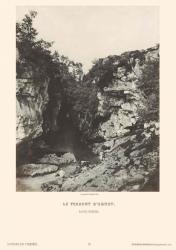 Le torrent d'Arudy. Basses Pyrénées