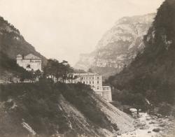 Etablissement des Eaux-Bonnes. Basses-Pyrénées