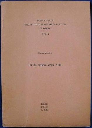 Gli iku-bashui degli Ainu
