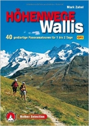 Höhenwege im Wallis