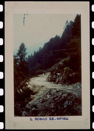 [Riprese varie delle Dolomiti e bacino di Sernio sopra Tirano]