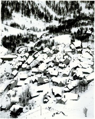 La Grave, Dauphiné, 1968