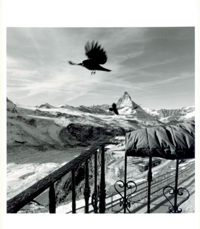 Gornergrat Valais, Suisse 1991