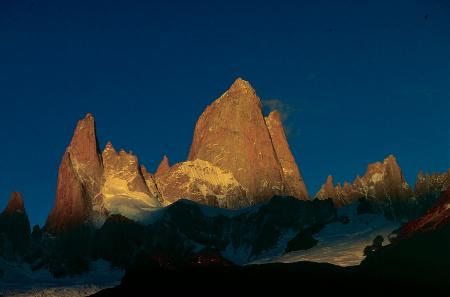 Fitzroy, Patagonie
