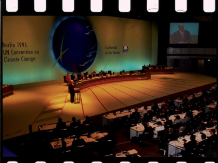 [UN Conference on Climate Change]
