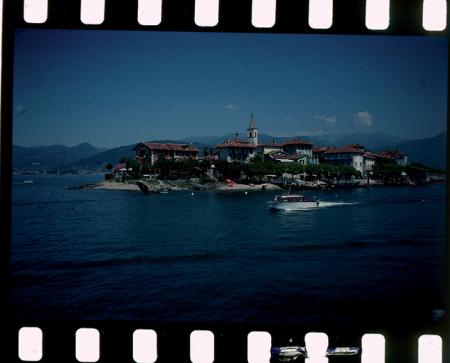 [Riprese varie del Lago Maggiore: Isola Bella e Isola dei Pescatori]