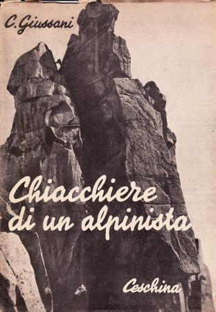 Chiacchiere di un alpinista
