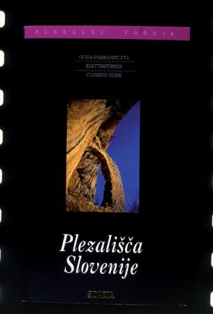[Riproduzione della copertina del libro Plezalisca, Slovenije