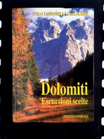 [Riproduzioni di copertine di libri, copertina di VHS e ritratto di Rolly Marchi]