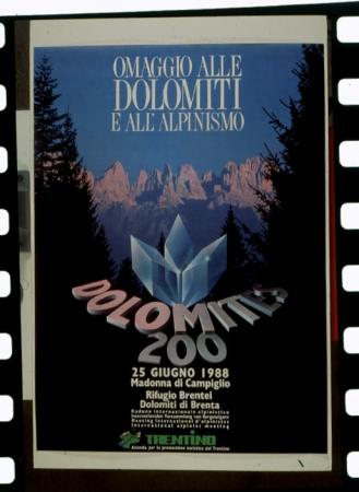 I duecento anni delle Dolomiti