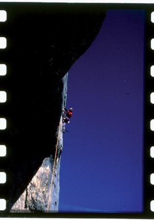 [Alpinisti in arrampicata sulla Marmolada, Sass dla Crusc, Roda di Vael, Torre Trieste, Val San Nicolò]