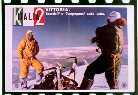 [Autore non identificato, riprese varie della spedizione Lacedelli-Compagnoni al K2]