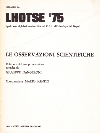 Le osservazioni scientifiche