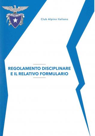 Regolamento disciplinare e il relativo formulario