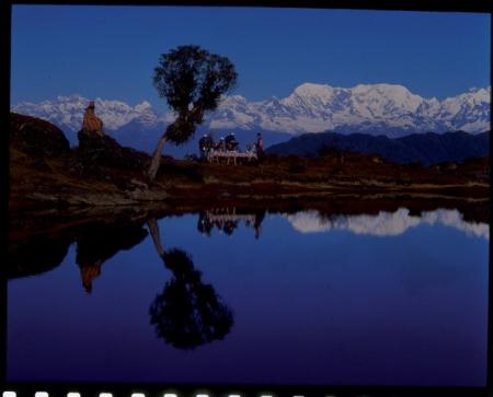 [Riprese varie del Nepal Khumbu: Everest, Lhotse, Nanga Parbat]