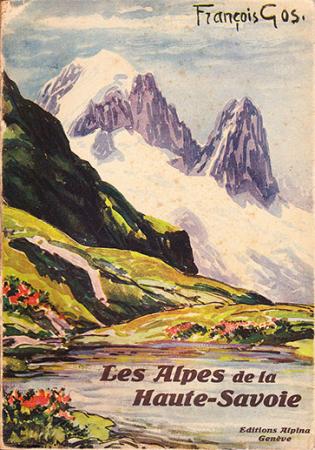 Les Alpes de la Haute Savoie