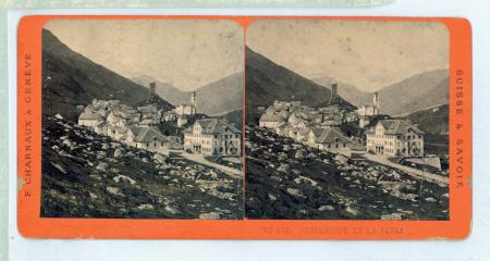 N. 378 Hospenthal et la Furka