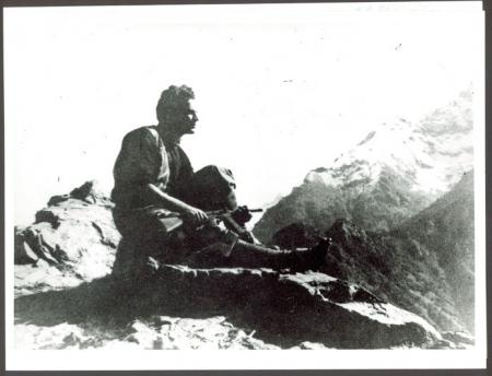[Autore non identificato, la Resistenza sulle Alpi, 1943-1945]