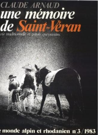 Une mémoire de Saint Véran