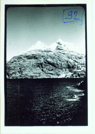 Picchi El Guardian e Tairona pareti nord. Sierra Nevada de Santa Marta