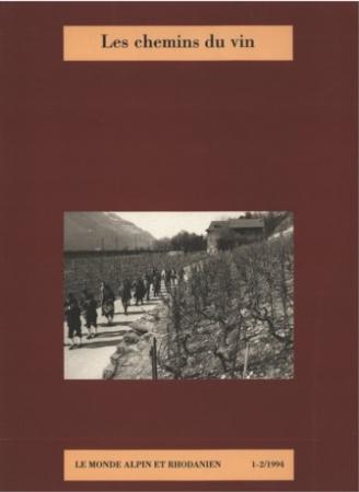 Les chemins du vin