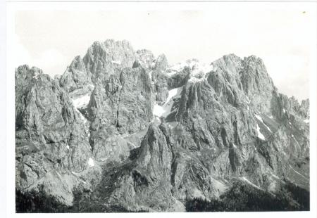[Alpi Carniche: vie di arrampicata sul Monte Peralba e Monte Avanza]