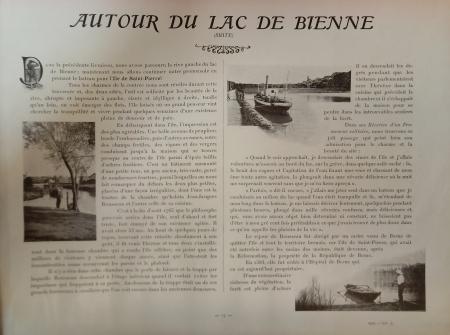 [Livraison 4]: *Autour du lac de Bienne (Suite)