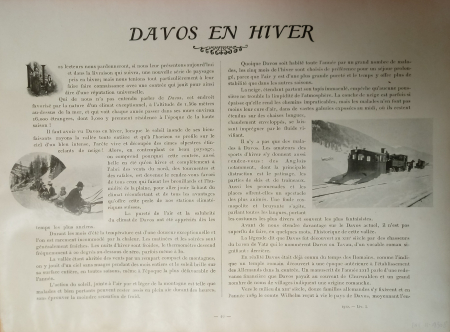 [Livraison 5]: *Davos en hiver