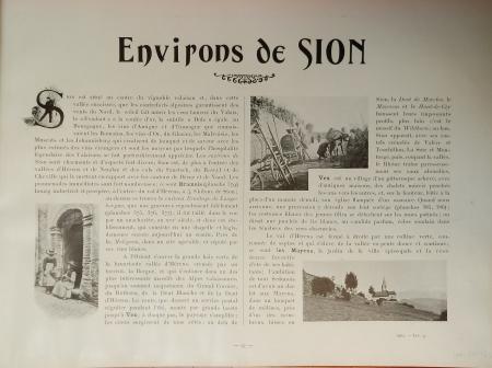 [Livraison 9]: *Environs de Sion