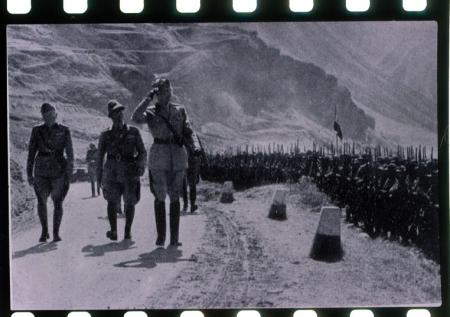 [Autore non identificato, riprese varie della] 2. Guerra Mondiale