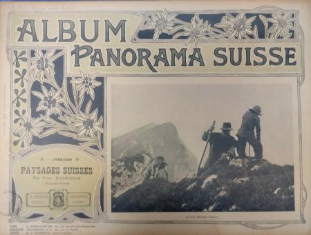 Livraison 9: *Paysages suisses